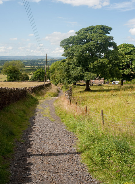 Old Saxon Packhorse Trail