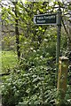 SW7829 : Carlidnack: start of path across the fields to Meudon by Christopher Hilton