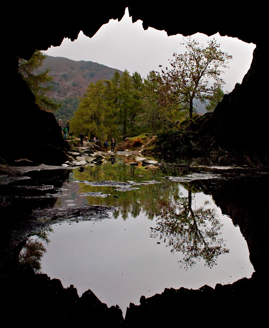 Rydal Cave