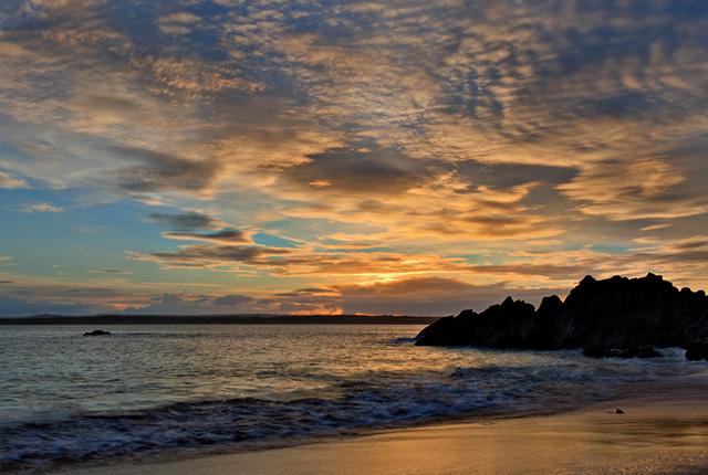 Porthgwidden Sunrise