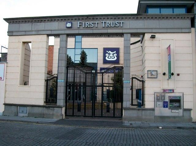 first trust bank branches northern ireland