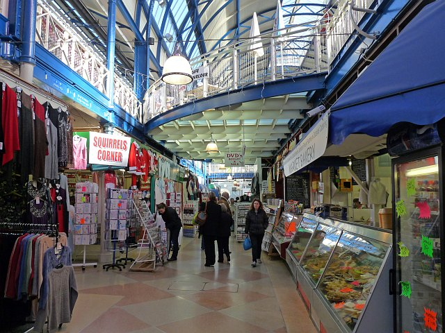 Newport Indoor Market