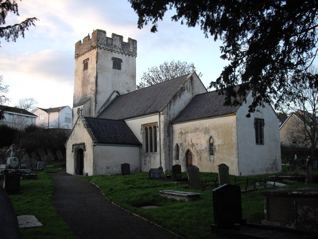 Church of St Michael & All Angels, Colwinston