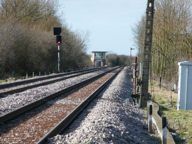 Sleaford South Signalbox