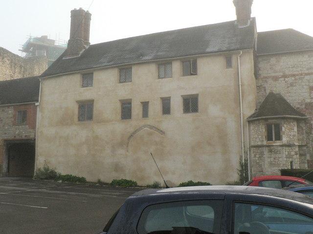 Tudor Wing, Farnham Castle