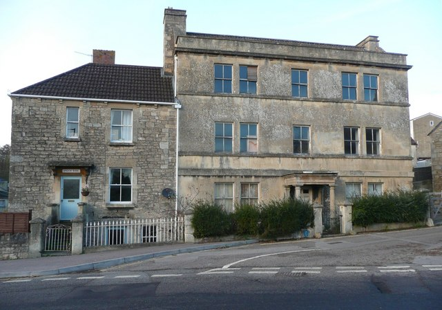An old house in Batheaston