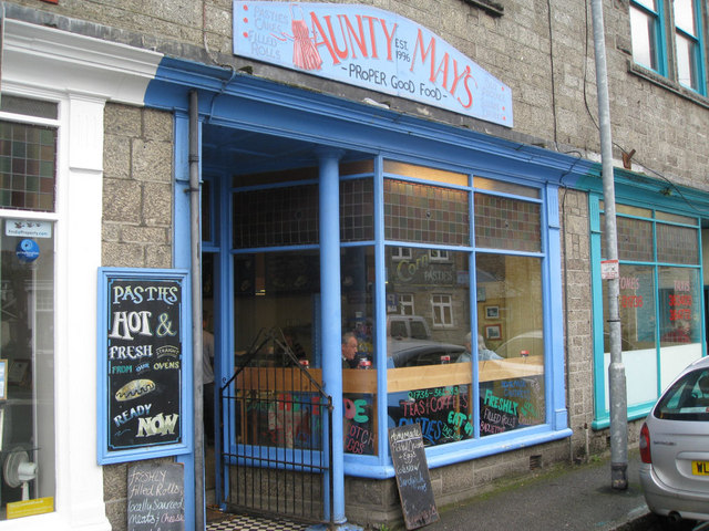 The Coombe - Aunty May's Pasty Shop