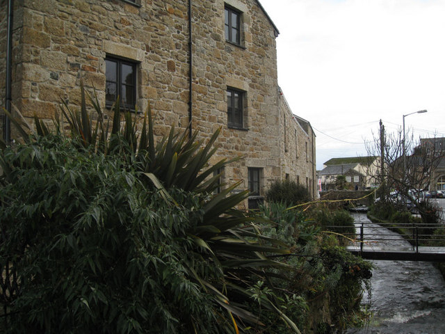 The Old Pilchard Works
