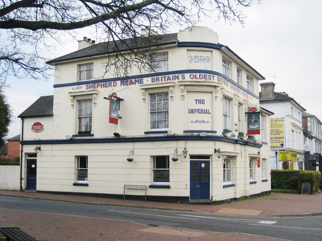 The Imperial, Southborough