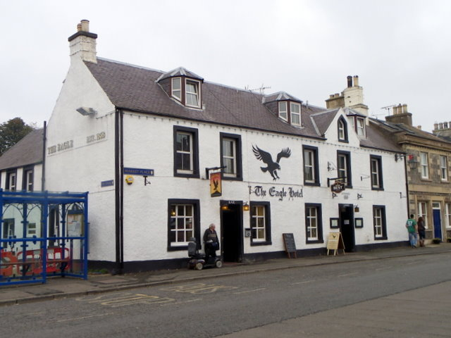 The Eagle Hotel, Lauder