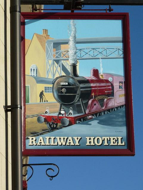 Railway Hotel, Ringwood