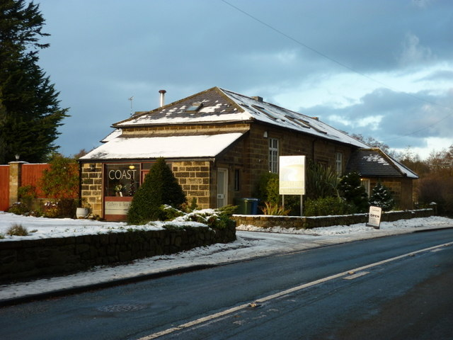 Coast, Gallery and Tea Rooms, Cloughton