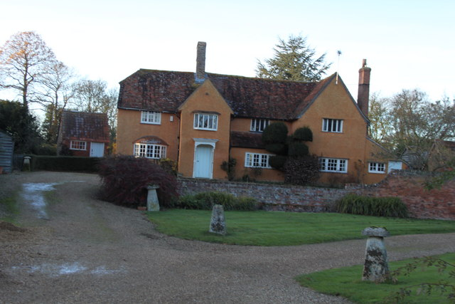 Moat Farm House