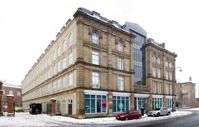 St Nicholas' Buildings, St Nicholas' Street