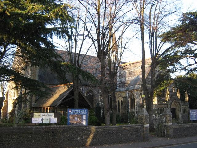 Parish Church of St. Mary, Plaistow