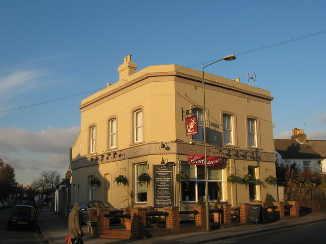 Crown and Anchor Public House, Bromley