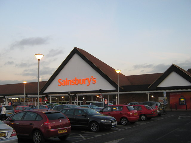 Locksbottom Sainsbury's