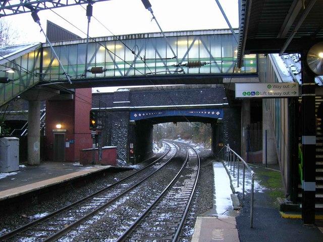 University of Birmingham station