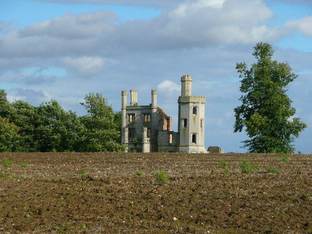 Haverholme Priory