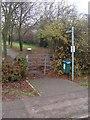 SP9942 : Public Footpath by Mr Biz