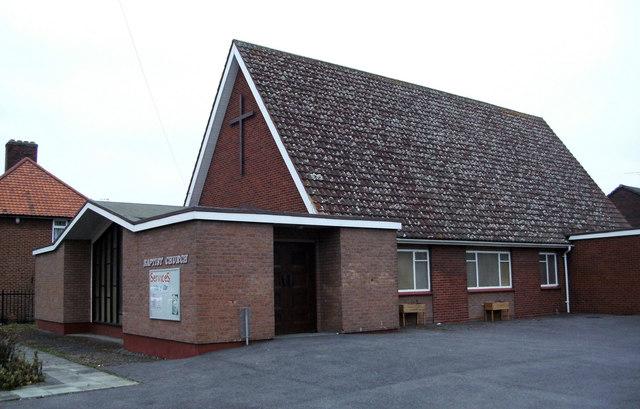 Baptist Church Dagenham Essex