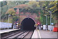 TQ5839 : The Grove Tunnel, Tunbridge Wells Station by N Chadwick