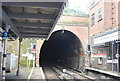 TQ5839 : The Wells Tunnel, Tunbridge Wells Station by N Chadwick