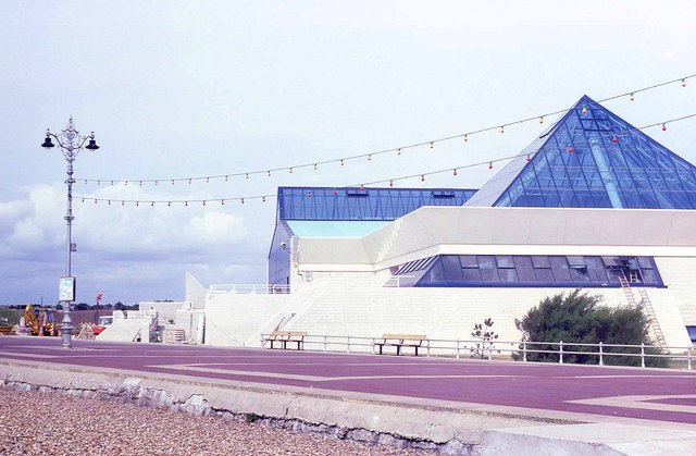 Portsmouth Pyramids Centre (2)