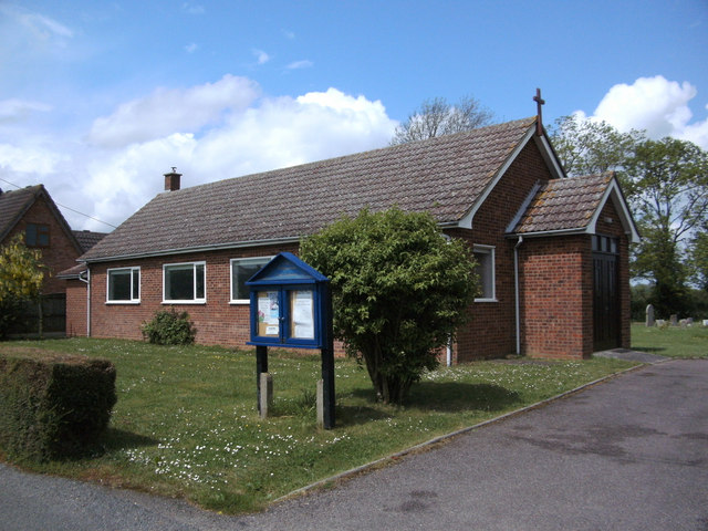 Congregational Church  Stambourne   Essex