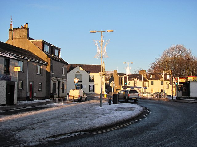Bridge Street, Kilbirnie