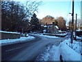 SE3400 : Road Junction in Lower Pilley by Jonathan Clitheroe