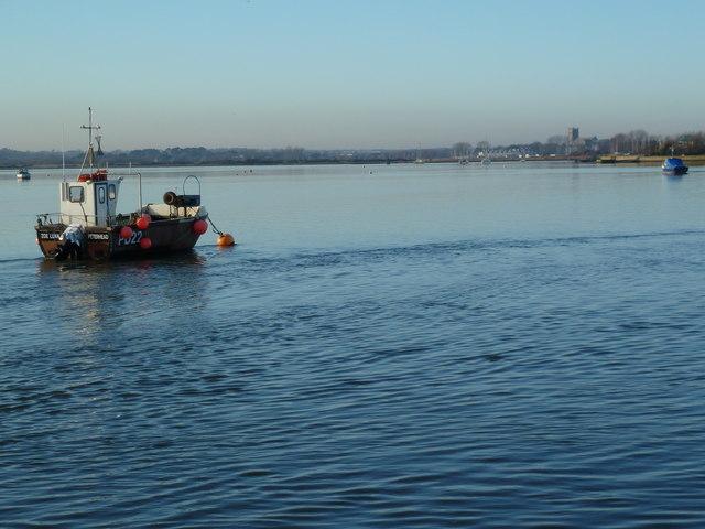 Fishing boat - PD22