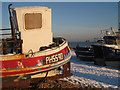 TQ8209 : PH5590 Fishing Boat by Oast House Archive