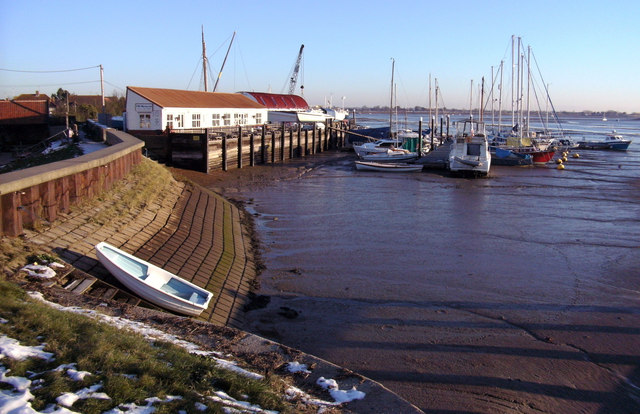 Heybridge Basin, Essex