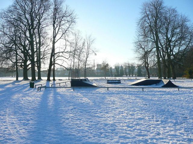 Recreation Ground Sleaford
