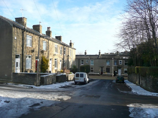 Ridge View Road, Rastrick