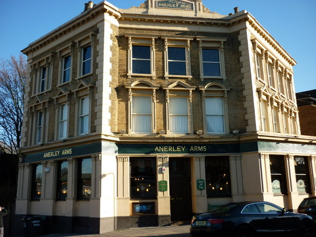 The Anerley Arms Hotel, Penge