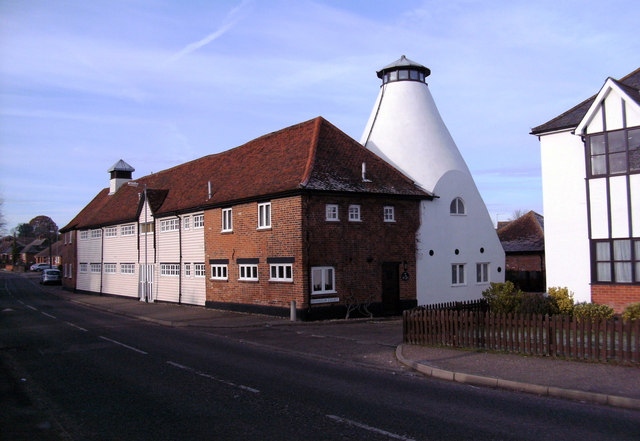 Oast House, Witham, Essex