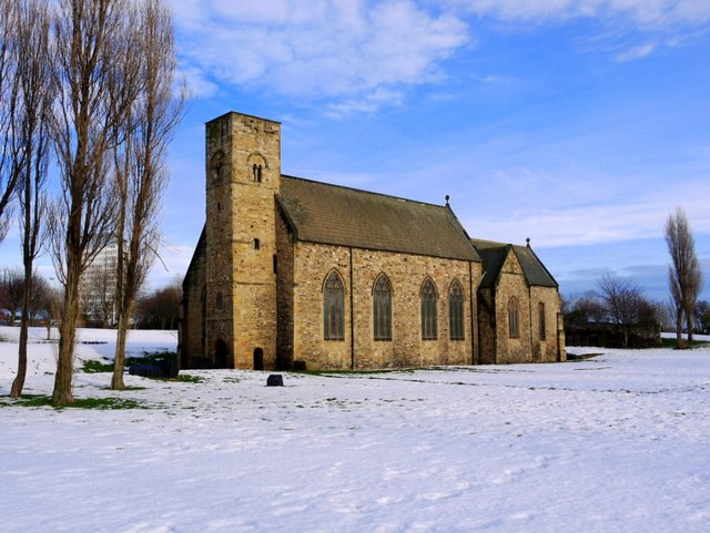 St Peter's Church, Wearmouth