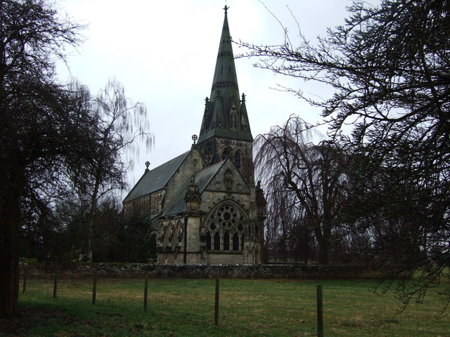 The church of Christ the Consoler, Skelton cum Newby