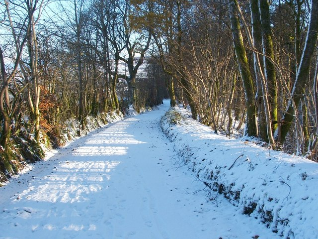 Upper Stoneymollan Road