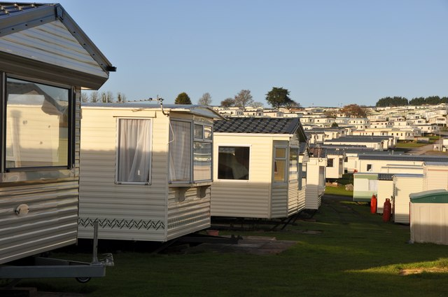 Innovative  Static Caravan Holiday Hire At Devon Cliffs Sandy Bay Exmouth Devon