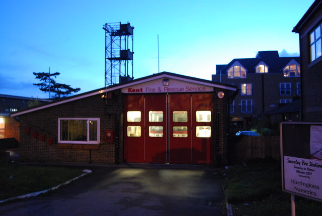 Swanley Fire Station