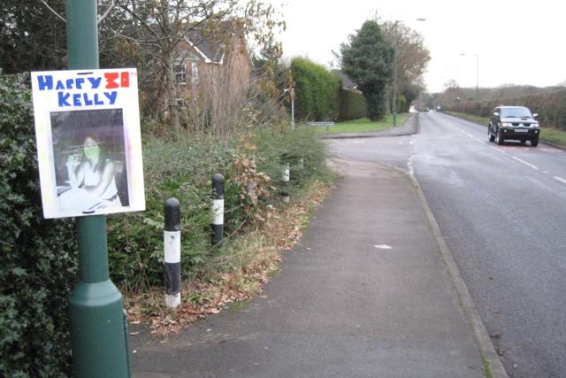 Four Ashes Road, Dorridge B93