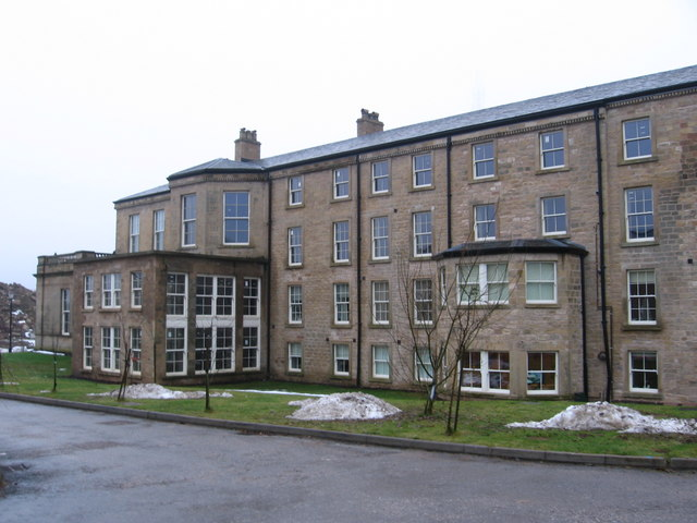 Mansfield - Berry Hill Hall