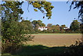 TQ8224 : View of Northiam across the fields by Nigel Chadwick