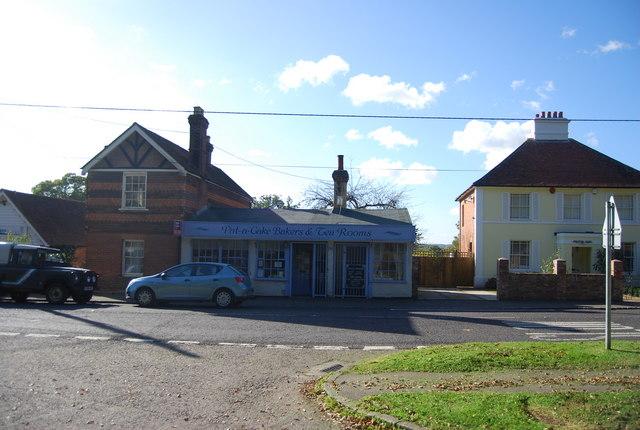 Tea Rooms Near Ufford