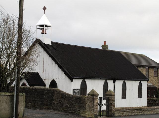 Church of St Mary, Woodland