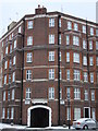 TQ2781 : Harrowby Mansions, London by PAUL FARMER