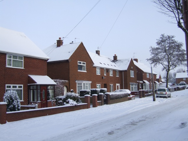 Council Housing - Bealey's Avenue